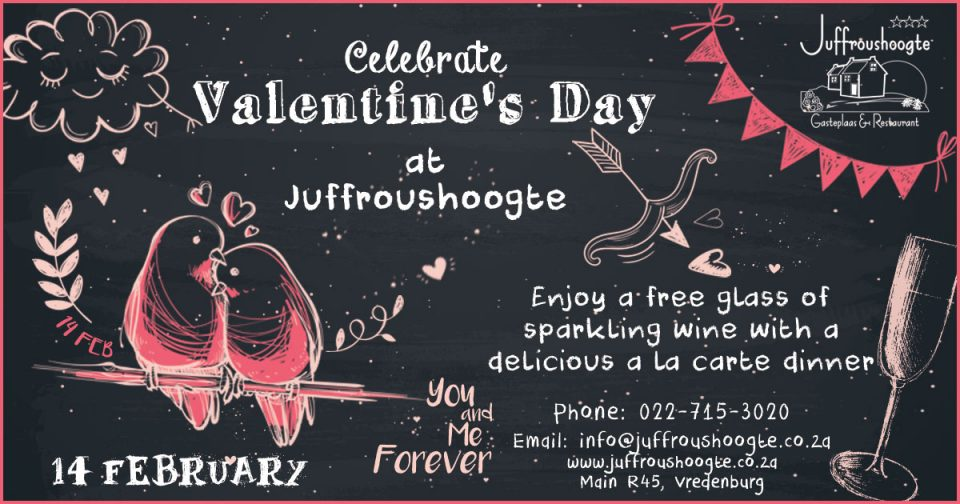 Valentine's Day at Juffroushoogte